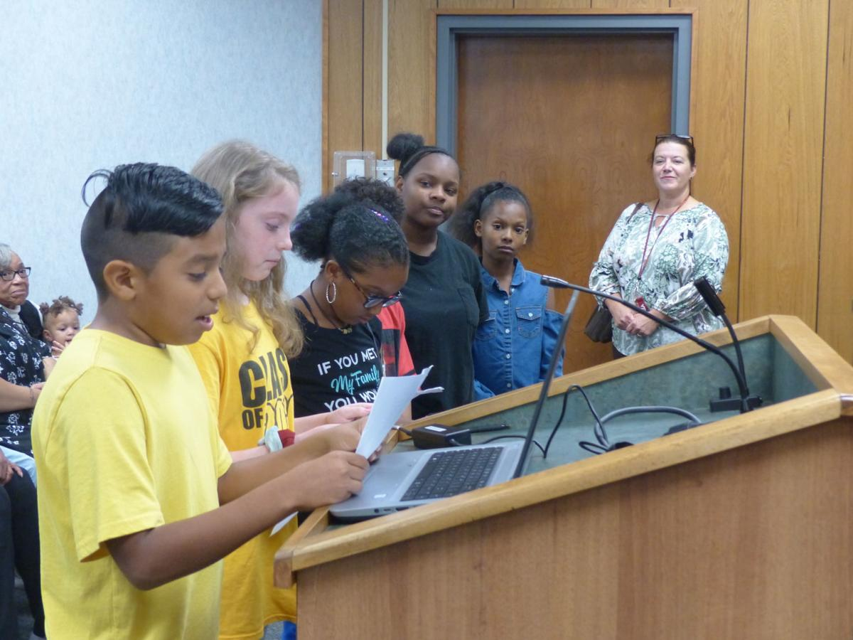 Martinsville City Public School Board hears about district's ongoing anti-bullying programs