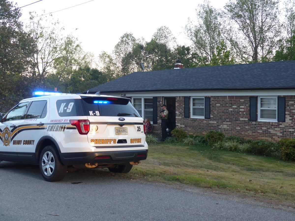 Shooting death at house in Bassett